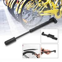 Bicycle Pump Mini Portable Lightweight Air Tyre Ball Inflator Cycling Bike UK
