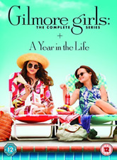 Gilmore Girls: The Complete Series And A Year In The Life DVD 2017