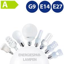 Sigalux 7 watt E27 Energiesparlampe 2 Rohrtechnik
