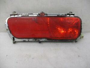Rear Fog Lamp Left Citroen C4 Picasso I (UD_) 1.6 16V 9688349180