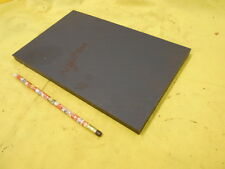 GRAY NYLATRON FLAT STOCK machinable plastic sheet bar  1/2