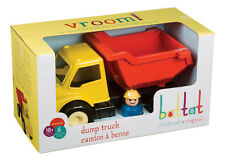 Battat Large Dump Truck Vroom! Kid Play Toy Vehicle