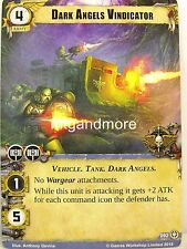 Warhammer 40000 Conquest LCG - #092 Dark Angels Vindicator - Against the Great E