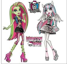 MONSTER HIGH VENUS ROCELLE 100cm Wandaufkleber Wandtattoo Wandsticker