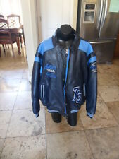 AVIREX 75 TH  LEATHER JACKET  6XL