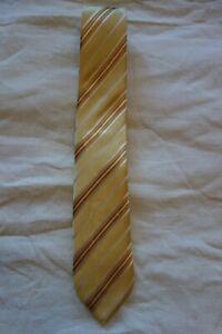 ¤¤ Belle cravate en soie vintage ALAIN FIGARET ¤¤
