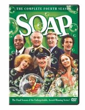 SOAP - COMPLETE SEASON 4   - DVD - UK Compatible - New & sealed