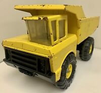 Vintage Mighty Tonka Dump Truck Mighty Toy XMB-975 Pressed Steel 1970's