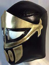KNIGHT/CABALLERO 2000 WRESTLING-LUCHADOR MASK! GREAT DESIGN! GREAT HANDMADE MASK