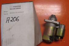 Original Mazda, b6s8-18-400at, Starter, motor de arranque, 121,323,mx-3, Xedos (DB, bg, EC, CA)