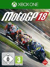 Microsoft Xbox-one xbone juego motogp 18 moto gp 2018 moto recién New 55