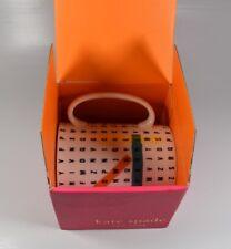 Lenox Kate Spade Say The Word Search 12 Oz Cup Mug in Box