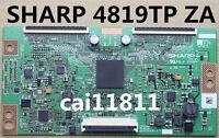 SHARP T-Con Board CPWBX RUNTK DUNTK 4819 TP ZA  DUNTK4819TP ZA SONY SHARP
