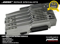 AUDI  TT  BOSE AMPLIFIER REPAIR SERVICE 12 MONTHS WARRANTY