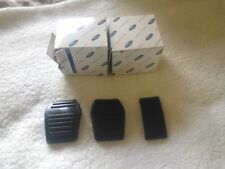 Nuevo Genuino Ford Pedal Set Ford Escort/Rs Turbo/XR3i/RS1600i/S1/S2/XR3/Orion