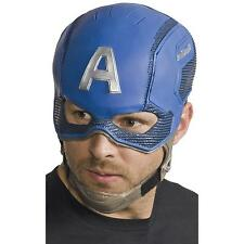 Captain America Civil War - Captain America Adult Helmet Mask