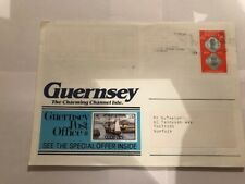 GUERNSEY BAILIWICK 50p STAMP 1998