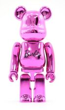 Medicom Series 21 Bearbrick S21 Chase Cute be@rbrick Barbie Secret Metallic Pink