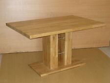 zweisäulen Esstisch verschiedene Holzarten und Abmessungen