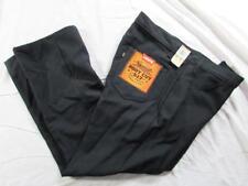 Vtg 90s NOS NWT USA Made Levi 517 Sta Prest Pants Polyester Dress Measure 42x31