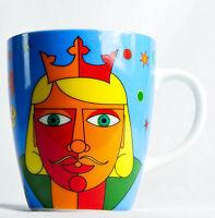 Jacobs Krönung Ritzenhoff Kaffeebecher, Tasse, Kaffeetasse / 4. Jubiläumsedition