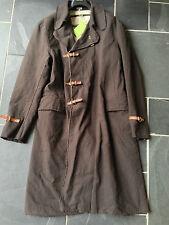 PAUL SMITH MAINLINE Long Brown Epsom Coat / Jacket - Heavy Duty - L - 42 / 52
