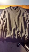 Tommy Hilfiger Sweater, men's medium, dark grey