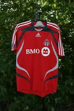 Toronto FC jersey shirt 2007 2008 Away formotion adidas soccer football size L