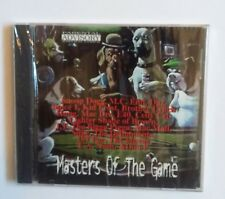 Masters of the Game Rap CD - Snoop Dogg Kid Frost Mac Dre MC NEW