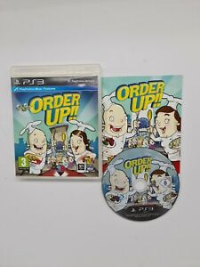 Order Up - Sony PS3 - Boxed & Complete