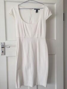 Victoria Secret White Dress Size 8