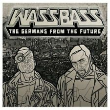 WASSBASS - THE GERMANS FROM THE FUTURE  CD ROCK/MIDDLE OF THE ROAD/POP NEW+
