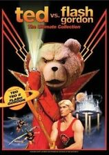 Ted Vs. Flash Gordon The Ultimate Collection - DVD Region 1 Ship