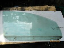 VW VOLKSWAGEN GOLF MK5 1K 2008 OSF DRIVER FRONT DOOR WINDOW GLASS 43R-001057
