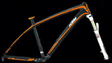 "KTM Aera 27 Comp Carbon 650b 27,5"" MTB frame New 2014 53 incl. Rock Shox Recon"