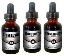 Stone Buster-Kidney/Gallbladder Pain Renal Calculi Liquid Glass Bottle (60 ml)