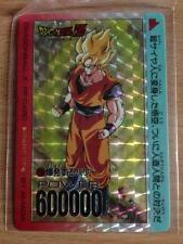 Carte Dragon Ball Z DBZ PP Card Part 17 #715 Prisme (Version Soft) AMADA 1992