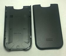 Brand New Black Original Oem Nokia 6030 Silver Housing Battery Door Cover Back