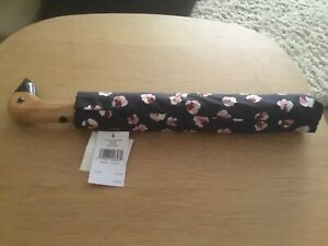 Kate Spade Cherry blossom small umbrella RRP $68