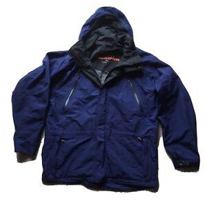Ladies CRAGHOPPERS Waterproof Windproof Breathable Jacket Large 7x Zip Pockets