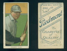 (66287) 1909-11 T206 ML Jerry Freeman Minor League-Toledo-PR-TRIMMED