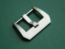 22mm BRUSHED 316L STAINLESS STEEL TANG PIN BUCKLE FOR PANERAI WATCH