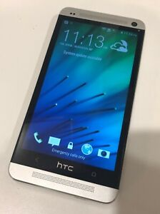 HTC One M7 - 32GB - Silver (T-Mobile) Smartphone