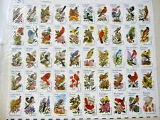 SHEET OF 50 State Birds & Flowers Issue 20 CENT STAMPS, 1981, SCOTT #1935, MNH