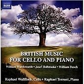 Music For Cello And Piano [Raphael Wallfisch; Raphael Terroni] [NAXOS: 8571361],