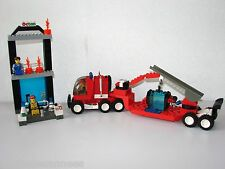 LEGO JACK STONE REF 4609 FIRE ATTACK TEAM / JOUET