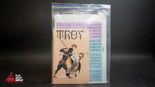 Troy 1977 Chaosium Brettspiel selten LN unpunched schnell kostenlos UK PORTO