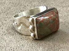 HSN Jay King DTI Sterling Silver Unikite ring size 10