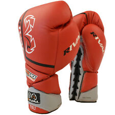 Rival Boxing Pro Sparring Gloves - 18 oz - Red