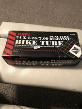 Vintage HUFFY  Puncture Resistant Bike Tube 24 x 1.75/2.00 NEW In Box #93516